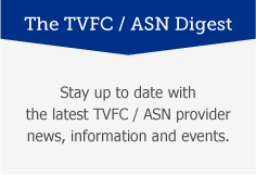 The TVFC ASN Digest: Stay up to date with the latest TVFC and ASN Provider news, information and events.