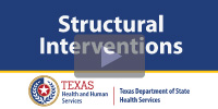 Structural Interventions