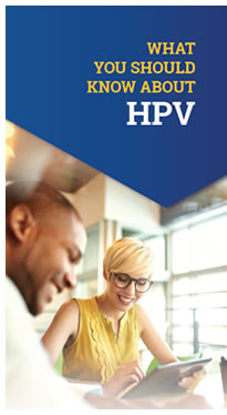 What You Should Know About HPV logo