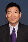 Portrait of Dr. Huang