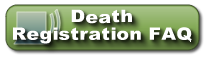 Death Registration FAQ