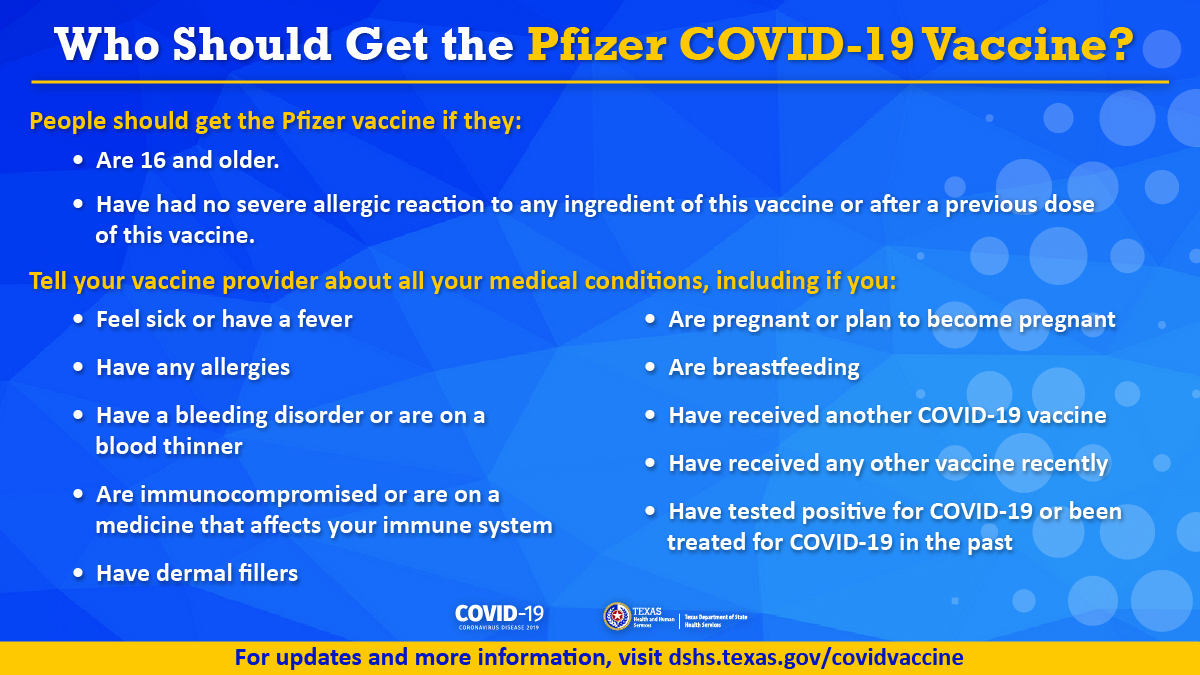 Who Should Get the Pfizer COVID-19 Vaccine - thumbnail