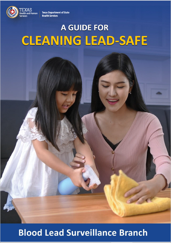 Guide for Cleaning Lead-Safe Image