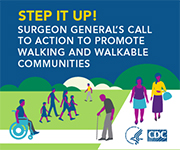 CDC- Step it up!